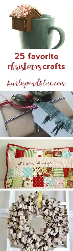 27 christmas crafts and decor ideas
