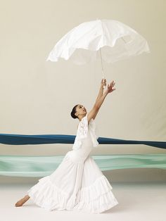 AAADT's Alicia Graf Mack in Alvin Ailey's Revelations. Photo by Andrew Eccles.2 by Auditorium Theatre, via Flickr