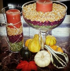 fall craft ideas for adults | Repinned via Felicia Deaton