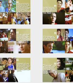 One Tree Hill Quotes Fan Art: Nathan quotes Tv Show Music, Film Music Books, Tv Quotes, Random Quotes, Movie Quotes, Best Tv Shows, Favorite Tv Shows, Love Of A Lifetime, One Tree Hill Quotes