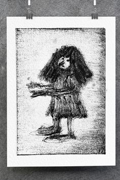 created by Konik Art Studio P.Kleszczewski konikstudio.jimdo.com  #etsy #konikartstudio #artprint #blackandwhiteprints #folklore #fairytales #printmaking #print #graphicartist #mythology #craft Cardboard Packaging, Black And White Prints, Fairytale Art, Folklore, Printmaking, Mythology, Digital Prints, Fairy Tales, Creatures