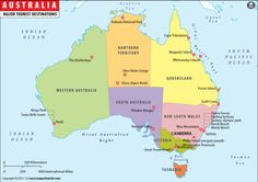 Interesting facts about australia for kids. #funfactsforkids #countryfactsforkids
