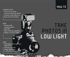 How-to: Take photos in low light