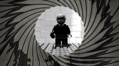 Casino Royale Gets Action-Packed LEGO Remake