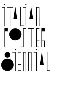 1 : Italian Poster Biennial