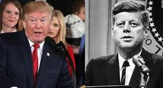 Incomplete JFK file dump doesn't provide the drama Trump promised