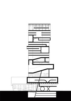 Highrise Proposal, Tokyo by Alexander Daxböck (6)