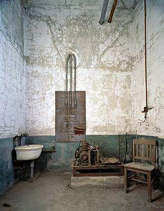 Ellis Island by Stephen Wilkes