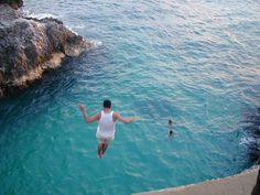 Rick's Cafe in Jamaica, I will go & I will not waste the trip by not jumping.