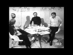 Franquin, Uderzo, Fournier & Bretécher - Tac au tac (1972) - YouTube
