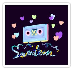 Pastel mixtape for all the seventeen stand out there • Also buy this artwork on stickers, apparel, phone cases, and more.