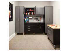 Garage Solutions -  - http://www.404closets.com/garage-solutions/