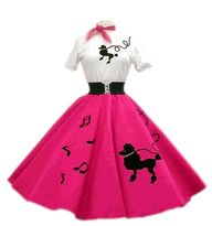 1950's Poodle Skirt - 50's costume ideas