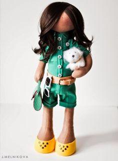 Mimin Dolls: curso bonecas