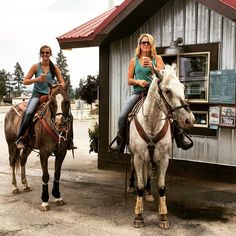 Florence Coffee Company August 4.   2 015·     You know your in Montana when you ride your horse to buy coffee @florencecoffeeco #summer2015 #florencecoffeeco