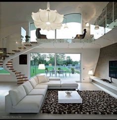 Oltre 1000 idee su case da sogno su pinterest for Planimetrie di lusso