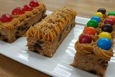 Brownie de churros | É de casa - Receitas Gshow