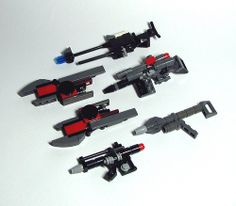 S-MIX weapons 1 | Flickr - Photo Sharing!