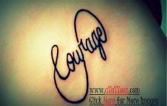 kids name tattoo | Infinity Tattoo with Kids Name
