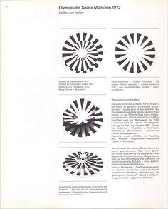 Developing the 1972 Munich Olympics imagery-- Otl Aicher Paula Scher, 1972 Olympics, Summer Olympics, Munich, Icon Design, My Design, Sport Design, Otl Aicher, Olympic Logo