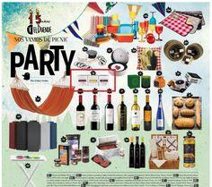 La Revista 'El Duende' sugiere que te lleves Ingredíssimos a tus picnics para darles un toque diferente ;)
