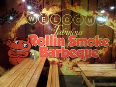Rollin Smoke Barbequ