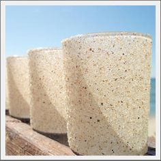 Why buy it if you can make it?  Gotta try this as a craft.  Seaside Inspired | beach sand candleholder from SeasideInspired.com. Become inspired with beach sand candleholder from Seaside Inspired.