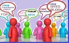 Formas de como Aumente a Audiência de seu Blog Outras formas de se gerar mais fluxo de visitação é através da sua participação em fóruns com Temas relacionados aos assuntos tratados no seu blog em cima das suas postagens.