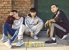 Simon D, GRAY, and BewhY are full of swag in LA for 'Grazia' | allkpop