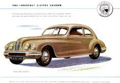 Bristol Cars 1949.