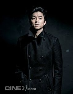 Gong Yoo // Cine21 Magazine No.932 ♡ Korean Portraiture