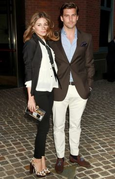 Olivia Palermo - love this woman, love everything about her...even her guy :)