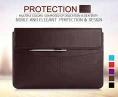 Best price on Surface Pro 4 Case Sleeve, Surface Pro 3 Case Sleeve, FYY® Premium Leather Sleeve Case with Pockets for Microsoft Pro 3 (2014 Version) / Surface Pro 4/ ASUS Transformer Book T300 Chi (with exquisite stylus for free) Brown See details here: http://buyphonesgadgets.com/product/surface-pro-4-case-sleeve-surface-pro-3-case-sleeve-fyy-premium-leather-sleeve-case-with-pockets-for-microsoft-pro-3-2014-version-surface-pro-4-asus-transformer-book-t300-chi-with-exquis-3/ Truly a bargain…