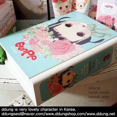 ddung handmade secret note case