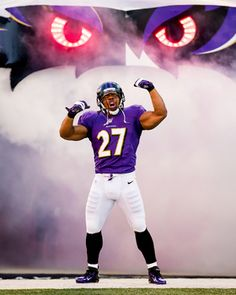 Ray Rice Picture at Baltimore Ravens Photo Store