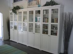 4 Liatorp Bookcases From Ikea
