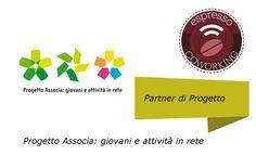 Progetto Associa, #giovani e attività in #rete è partner di Espresso #Coworking #expcowo