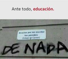 Funny Spanish Memes, Spanish Humor, Mundo Meme, Funny Quotes, Funny Memes, Meme Meme, Really Funny, Best Memes, Funny Pictures