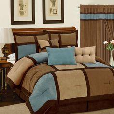 Darina 8 Piece Comforter Set