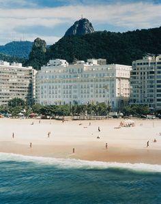 Copacabana Palace - Rio De Janeiro, Brazil