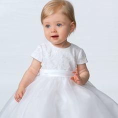Sarah Louise Ceremonial Ballerina Length Dress 70066