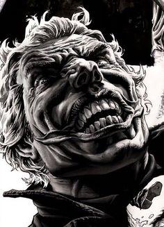 Lee Bermejo - Joker (2008)
