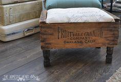VIntage+Crate+DIY+Footstool+-+#HDGiftChallenge