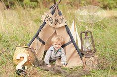 burlap teepee tent photo prop by SugarShacksTeepee on Etsy, $75.00