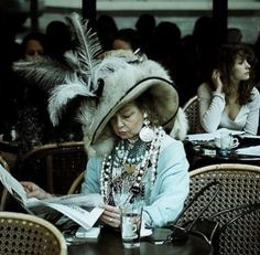 Flying The Nest, Bohemian Style, Boho, I Said, Parisian, Cowboy Hats, Cool Style, Winter Hats, Hipster