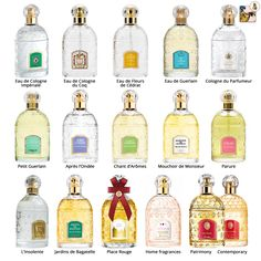 This website is about a man's admiration for the famous French perfume house of Guerlain. Calling all honey bees and Guerlainophiles! Beauty Ad, Diy Beauty, Beauty Tricks, Perfume Oils, Perfume Bottles, Diy Fragrance, Famous French, Antique Bottles, Container