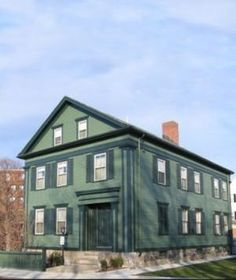 """Lizzie Borden House   Do you believe in ghosts? If you're one of those """"seeing is believing"""" types, then it's about time you check out these infamous spots. Warning: Enter at your own risk."""
