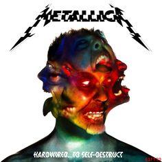 "g1ft3dgifs: "" ""Metallica: Hardwired"" 2016 """