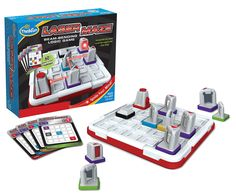 FOR MAX: Amazon.com: Laser Maze Logic Game: Toys & Games, $26.95