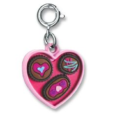 CHARM IT! Box of Chocolates Charm Charm It! Signature Charms, (got it)